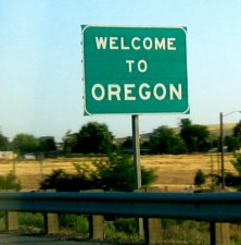 Oregon is home to Bear Creek Quilting Company.