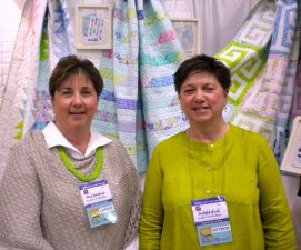Barb and Mary Me and My Sister Designs