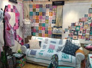 Glimma fabric collection by Lotta Jansdotter for Windham Fabrics