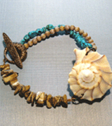 Learn how to craft beautiful coastal-themed jewelry in one of our many beading classed; Sanibel Bead Shop; Florida