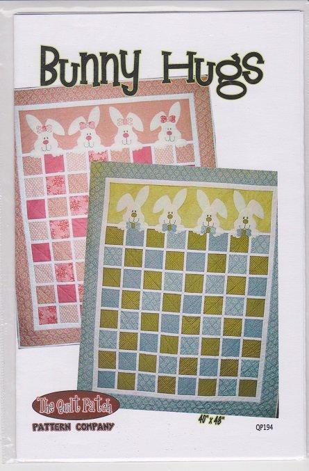 Bunny Hugs pattern