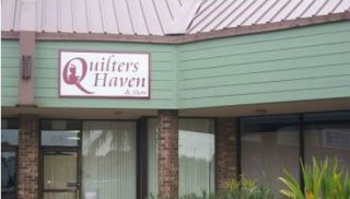 Quilters Haven & More Exterior