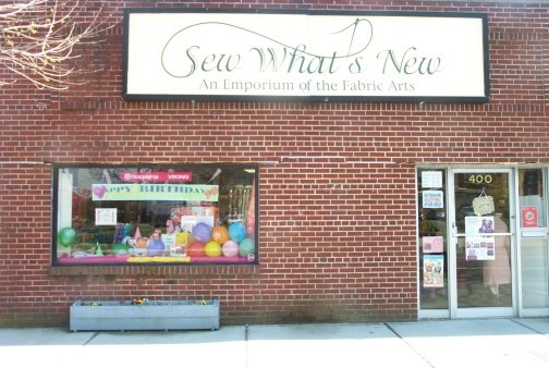 Sew What's New Fabric and Quilting Shop