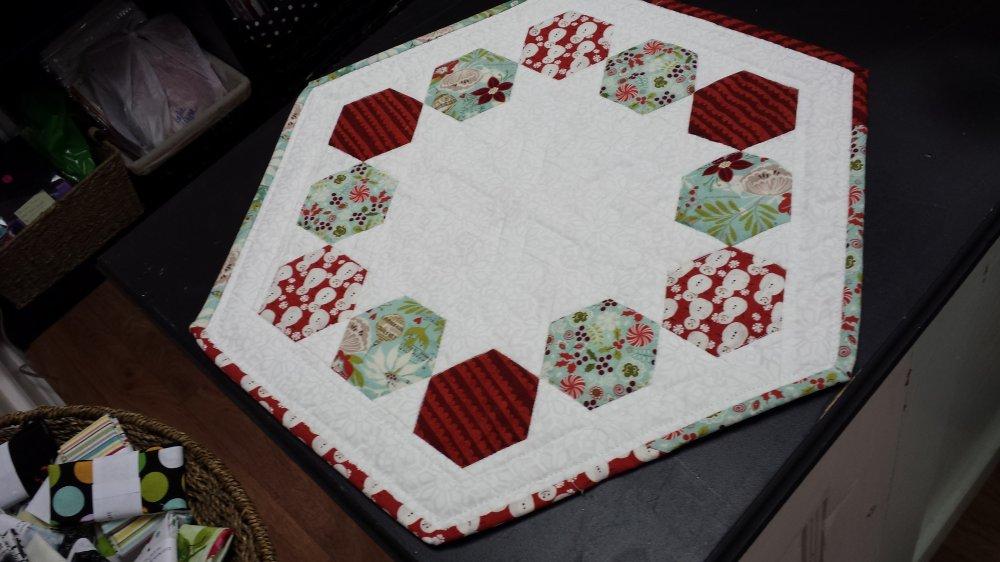 Hexagon Go 3671204255 Round  table table Merry runner 60 round  Table Runner