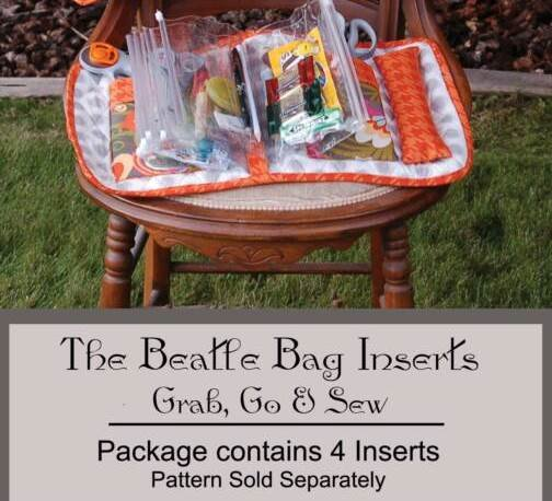 The Beatle Bag - Inserts ONLY
