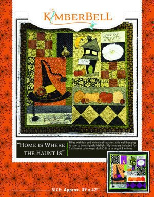 Home is Where the Haunt Is Quilt Pattern