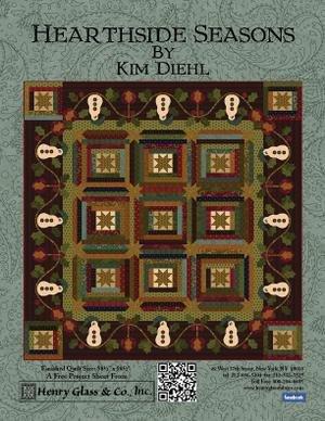 Hearthside Seasons by Kim Diehl Kit & Pattern