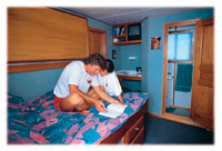 Belize Aggressor Cabin