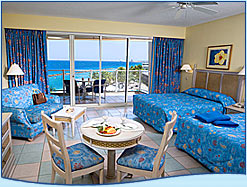 Breezed Oceanview room