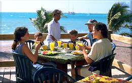 Blue Water grill Belize