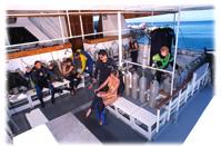 galapagos deck