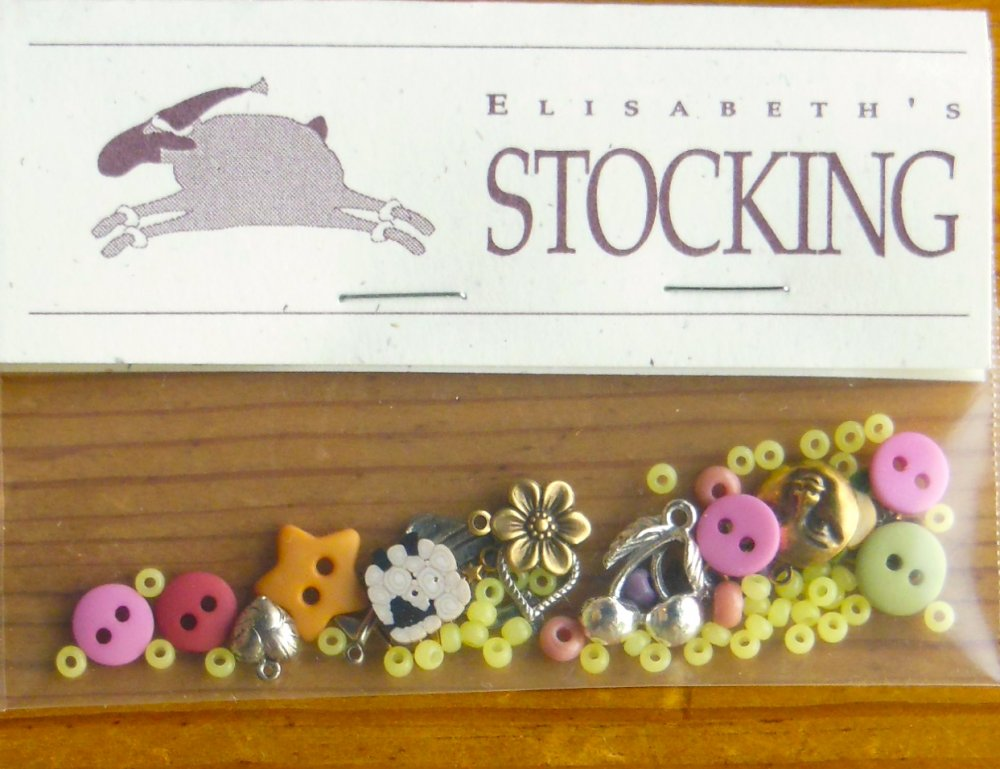 Elisabeth's Stocking Charms