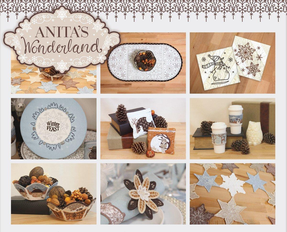 Anita Goodesign Anita S Wonderland