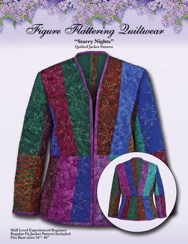 Quilted Jacket & Vest Patterns