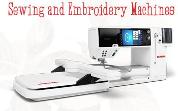 Bernina, embroidery, sewing, machine