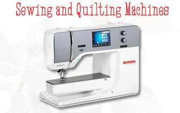 Bernina, Sewing, Quilting, Machine