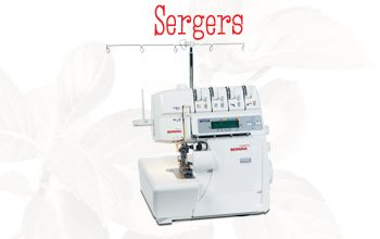 Bernina, Sewing, Serger