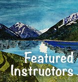 Featured Instructors at Northwest Quilting Expo