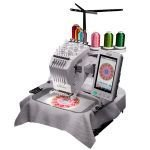 pictures of high end embroidery machines