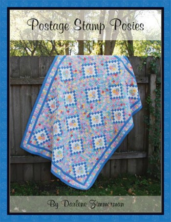 Wild Rose Postage Stamp Quilt « Moda Bake Shop