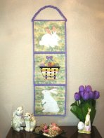 Patchwork Heart Wall Hanging Pattern