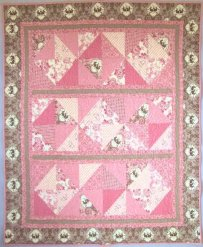Sweet Baby Dreams - Baby Quilt Pattern