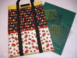 Ready, Set, Go - Mat and Ruler Bag Pattern