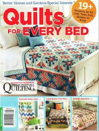Better Homes And Garden Special Interest Magazines A Quilt