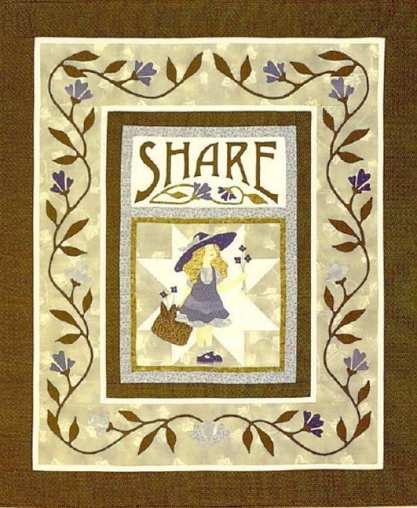Sue Garman - Share