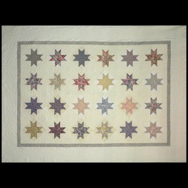 Sue Garman - Floral Stars