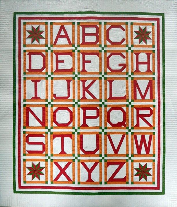 Sue Garman - Addie's Alphabet