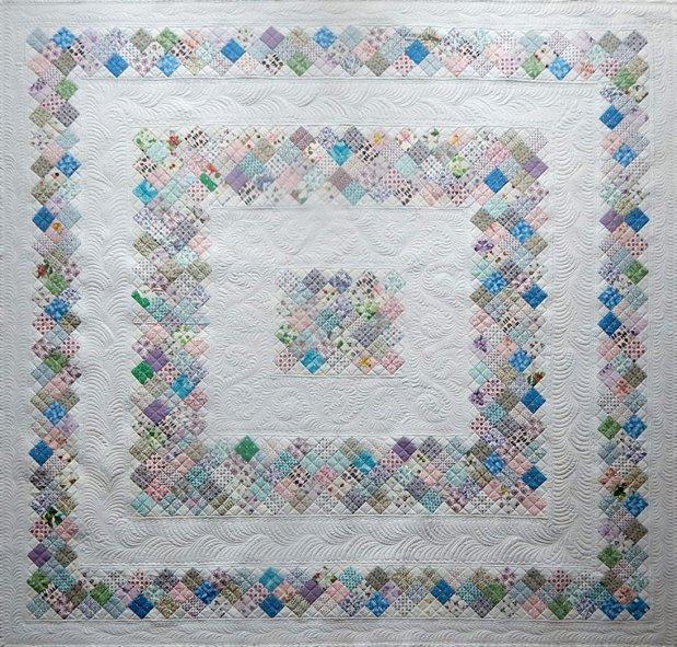 Sue Garman - Antique Mosaic Quilt