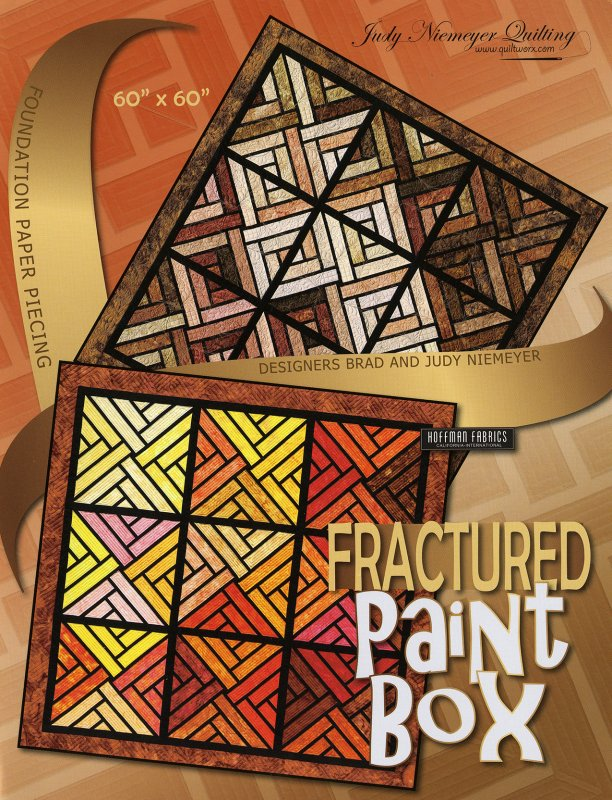 Fractured Paint Box