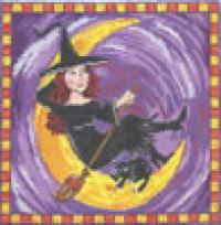 COMML909 Wynona Witch