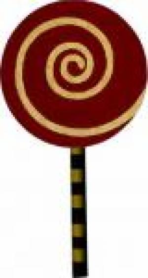 MS901E Swirl Lollipop