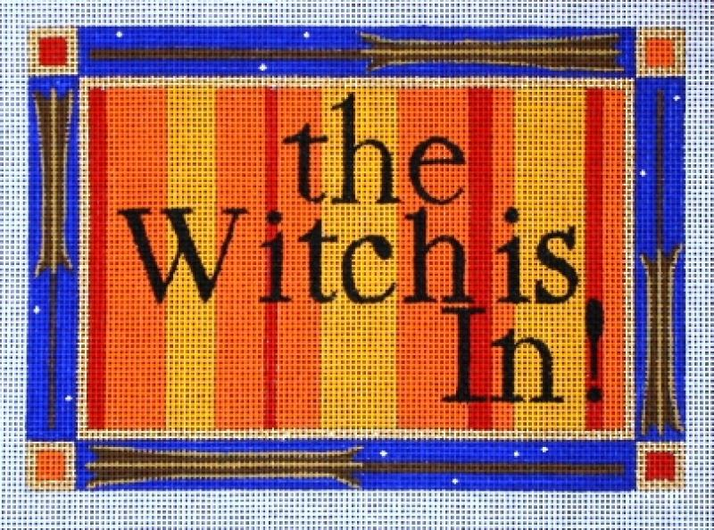 RCHW76 The Witch is IN!