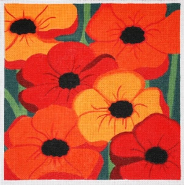 RCT18 Red Poppies