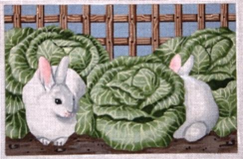 TTAP252 Cabbage Patch Bunnies