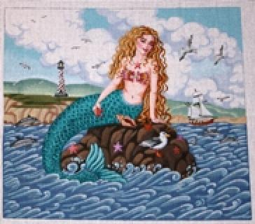 TTAP292 Mermaid in the Sun