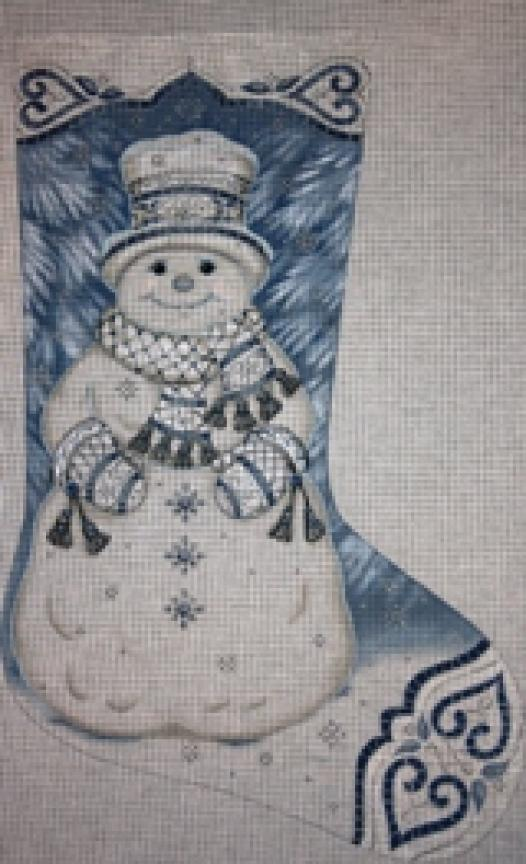 TTAXS361 Enchanted Snowman