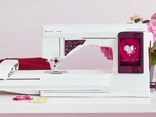 Ruby Royale Sewing Machines For Sale by Sew Delightful