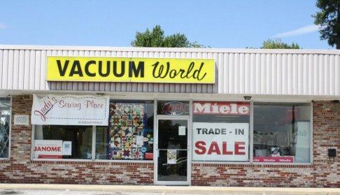 Vacuum World & Judy's Sewing