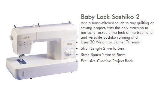 sashiko machine price