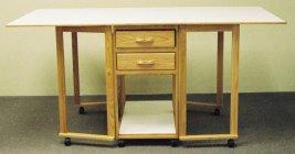 Unique Sewing Furniture Multi-Purpose Cutting Table Model 672