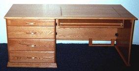 Unique Sewing  Furniture 572L Cabinet