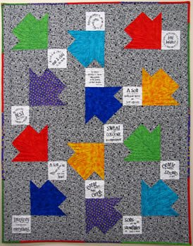 Good points quilt pattern only for 10 40 window prayer points