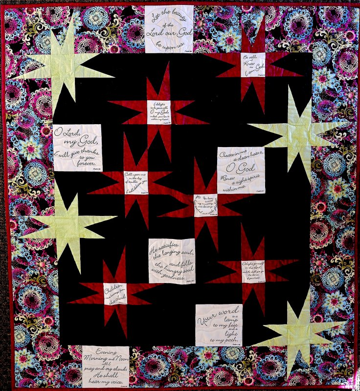 Man Cave Quilt Kit : Guiding star quilt fabric kit