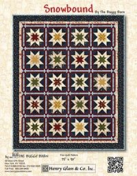 Free Pattern from Buggy Barn