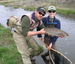 River reports for Idaho fishing license online