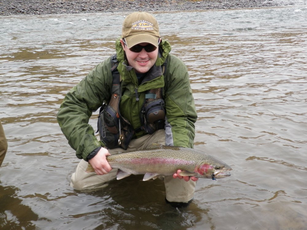 Northwest outfitters fly fishing equipment guides for Northwest fly fishing outfitters
